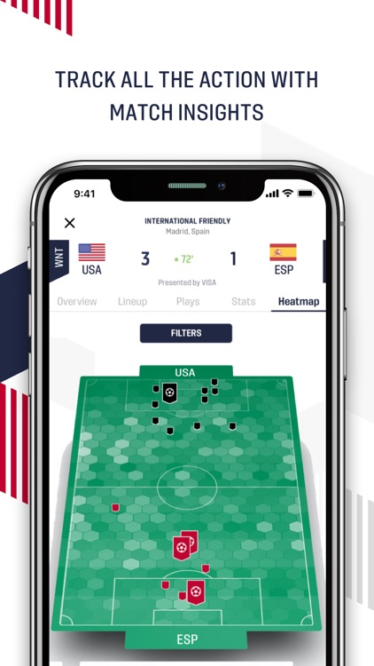 U.S. Soccer – Official App screenshot-6