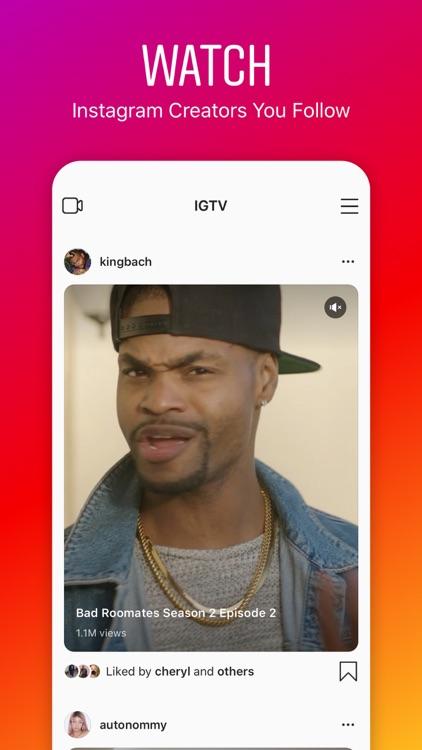 IGTV: Watch Instagram Videos screenshot-0