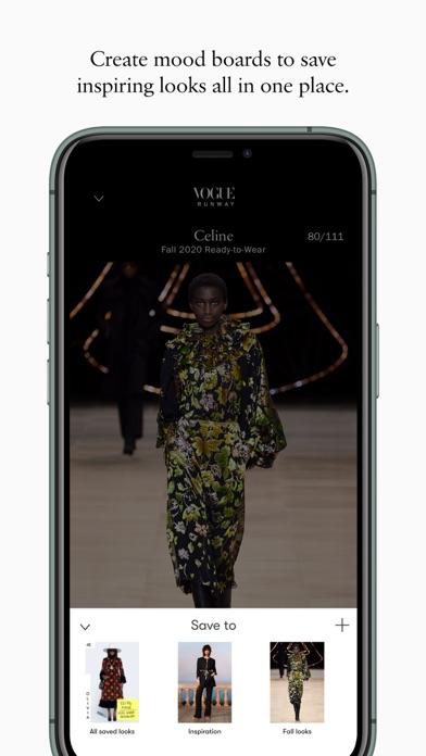 Vogue Runway Fashion Shows screenshot two