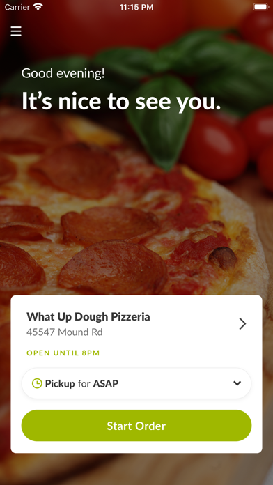 What Up Dough PizzeriaScreenshot of 2