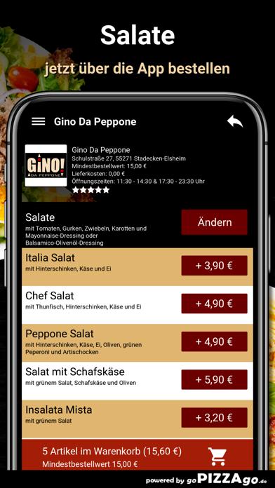Gino Da Peppone screenshot 5
