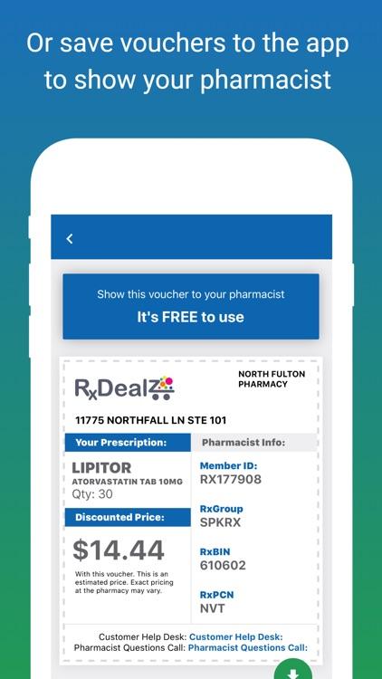 RxDealz screenshot-4
