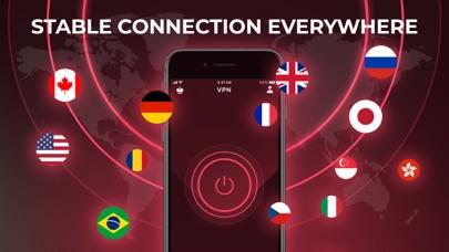 VPN Connect & Wifi Proxy Screenshot