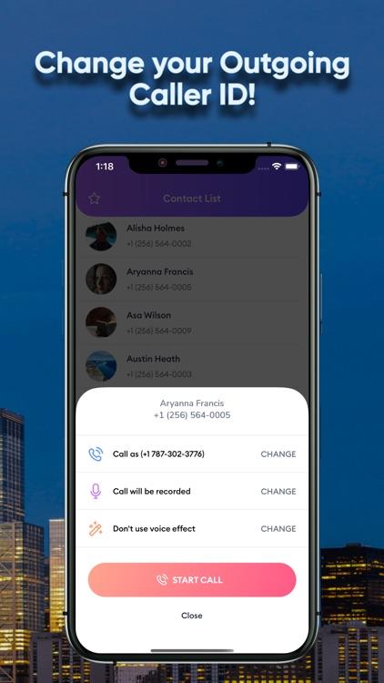 GSM+ Second Phone Number screenshot-5