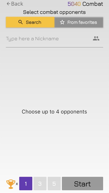 5040 Game screenshot-5