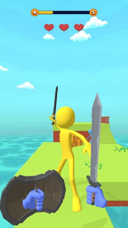 Duel Master 3D screenshot-3