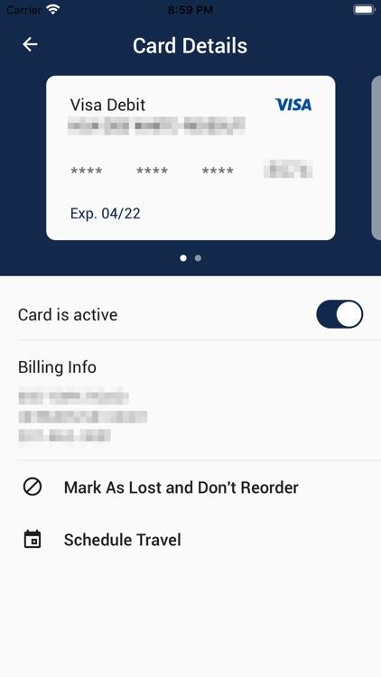 UCU's Mobile Finance Manager screenshot-6