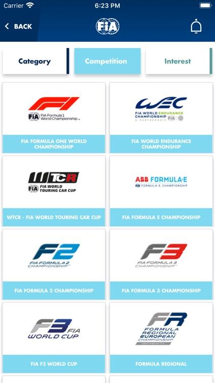 FIA Sport screenshot-4