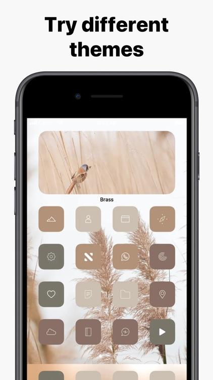 Brass - Custom Icons & Widgets screenshot-7