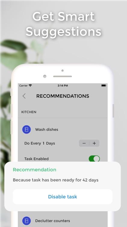 Dirtfree - Smart Home Cleaning screenshot-5