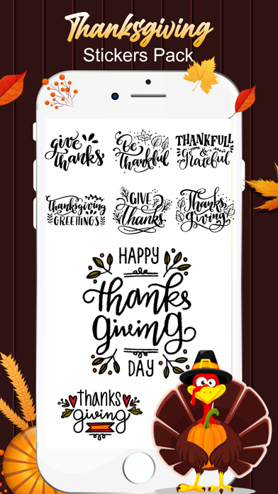 Happy Thanks Giving!! screenshot 3