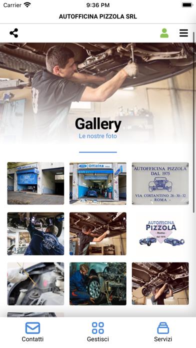 Autofficina Pizzola Screenshot