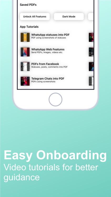 PDF for WhatsApp: Multi Login screenshot-5