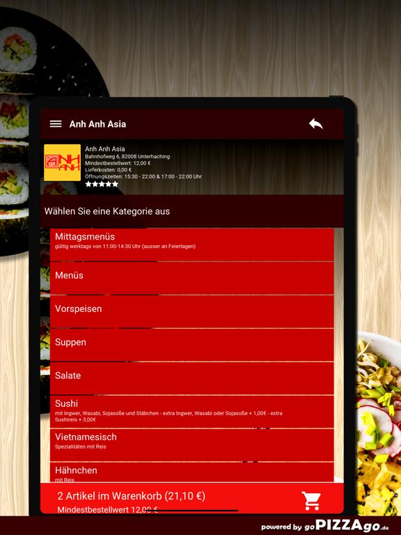 Anh Anh Asia Unterhaching screenshot 8