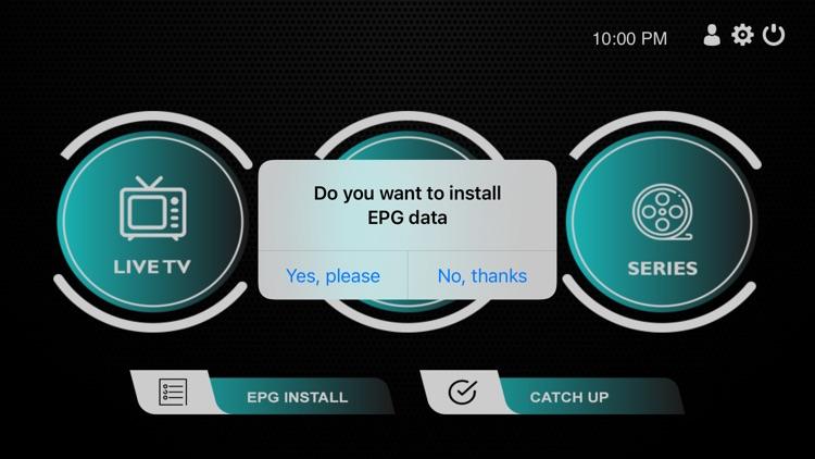 All IPTV Player screenshot-3