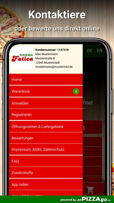 Fatica Berlin-Zehlendorf screenshot 5
