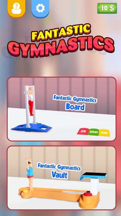 Fantastic Gymnastics Game 3D