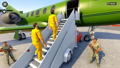 Prisionero del avión deCaptura de pantalla de1