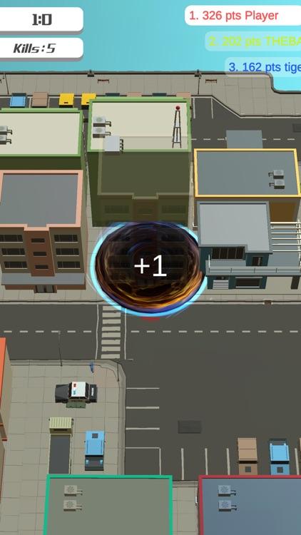 Black Hole : City War