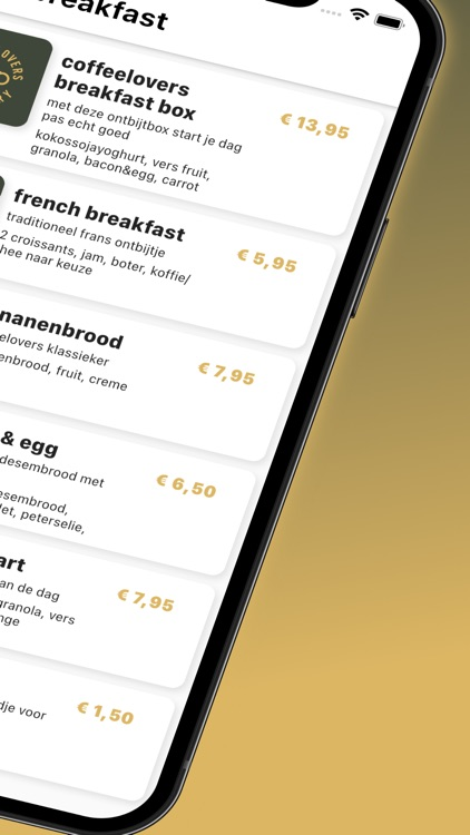 Coffeelovers Delivery screenshot-4