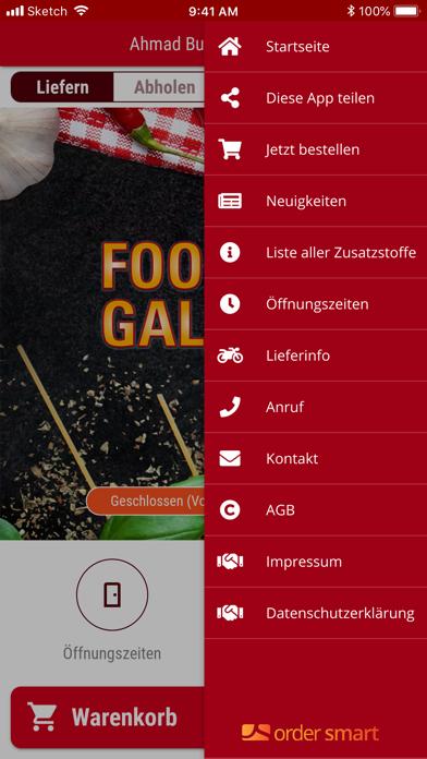 Food GalaxyScreenshot von 3