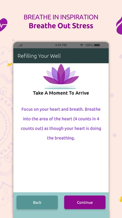 Refilling Your Well: Self care