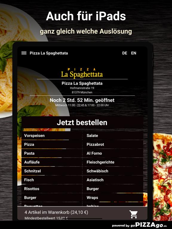 La Spaghettata München screenshot 7