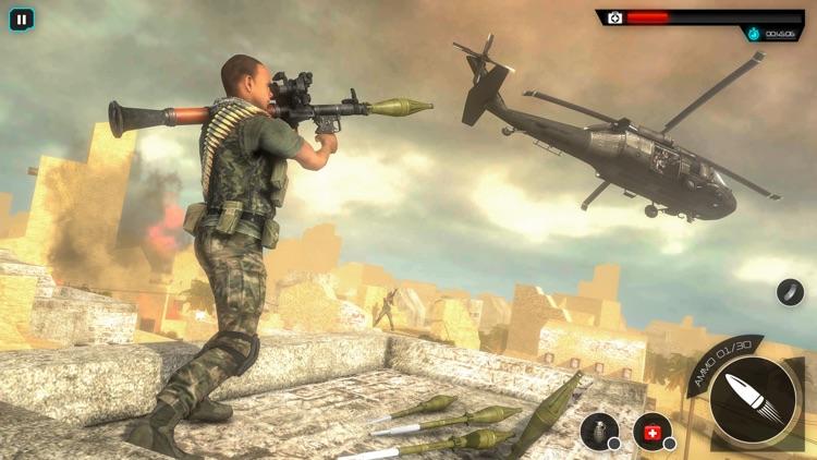 American Shooter : Cover Fire screenshot-3