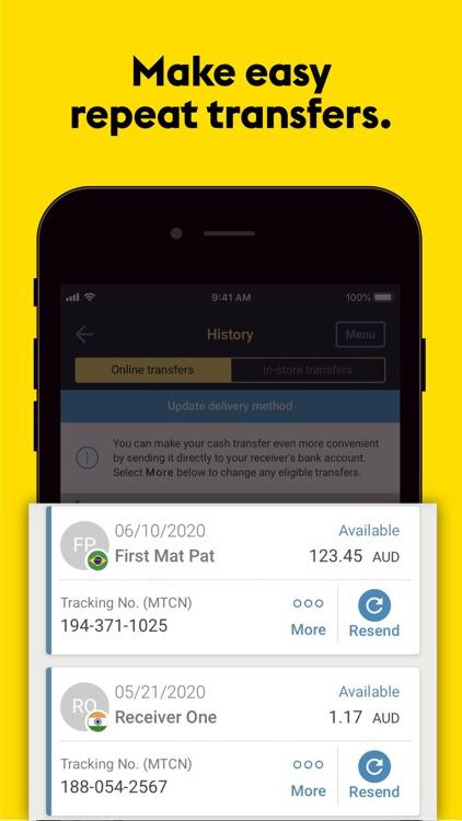 Western Union Money Transfer screenshot-5