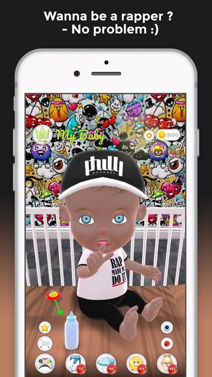 My Baby (Virtual Kid & Baby) screenshot-8