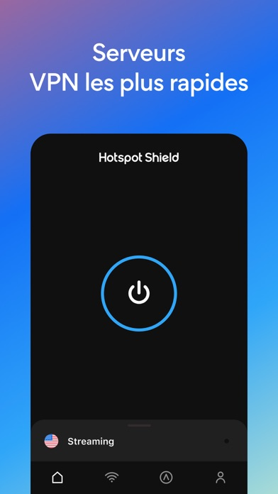 Screenshot #2 pour HotspotShield VPN & Wifi Proxy