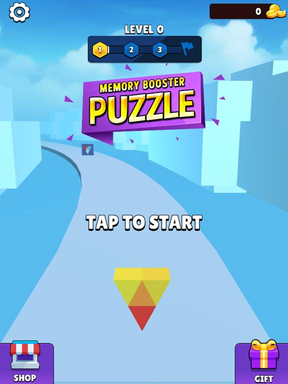 Memory Booster Puzzle screenshot 5