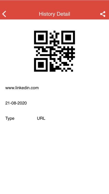 Smart QR Code Generator Reader screenshot-7