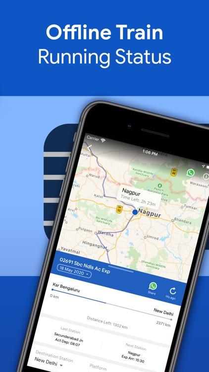 IRCTC Train Booking - ixigo screenshot-3