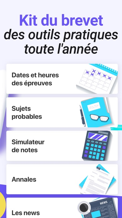 messages.download Brevet 2021 : collège software