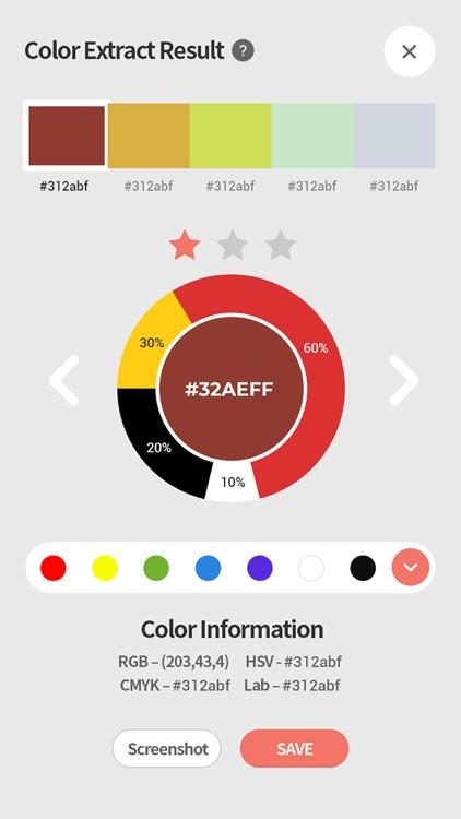 Handy Color Mixer screenshot-4