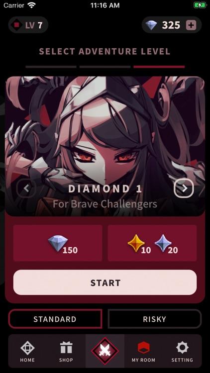 Phantom Rose Scarlet screenshot-7