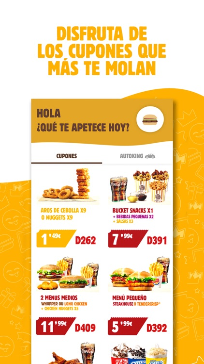 Burger King España screenshot-1