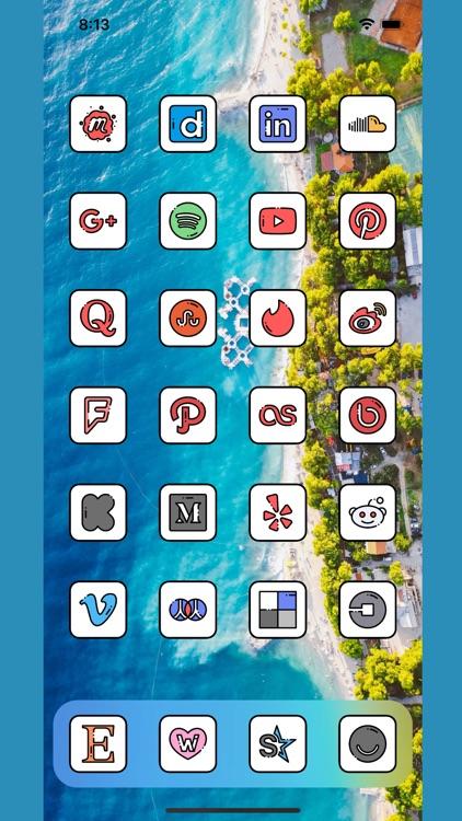 Icon Themes: App Icon Changer