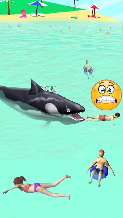 Shark Attack -Simulator games screenshot-4