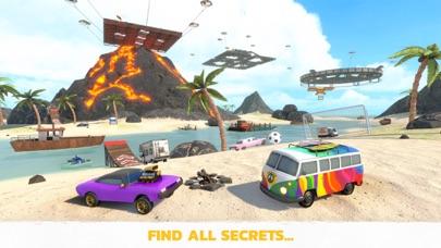 Crash Drive 3 Screenshot on iOS
