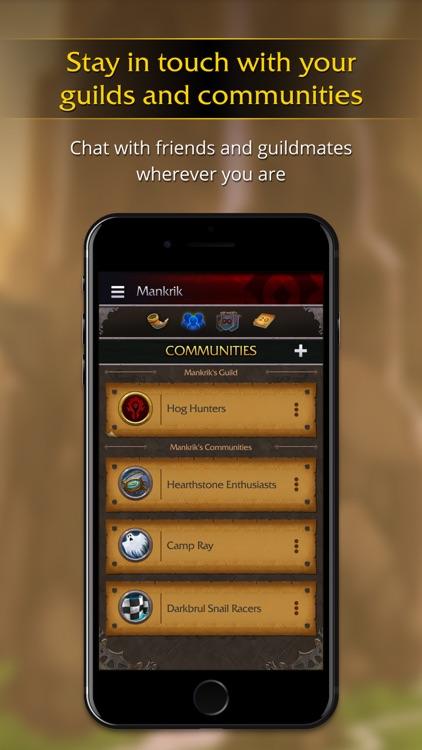 WoW Companion screenshot-3