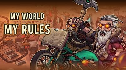 Quest 4 Fuel: Arena RPGのおすすめ画像4
