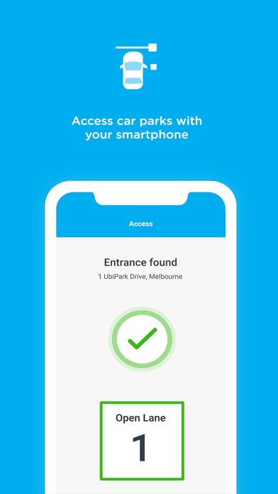UbiPark screenshot three