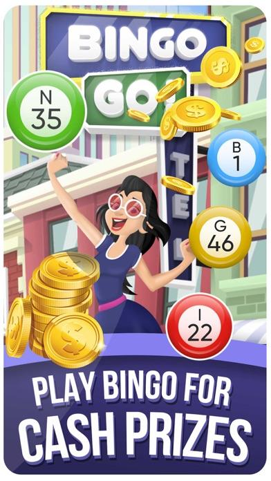 Bingo - Real Money Prizes screenshot 1