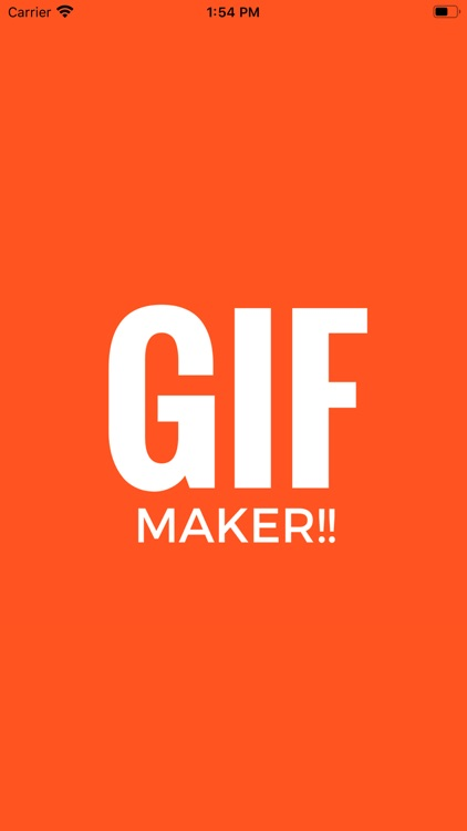 GIF Maker!!
