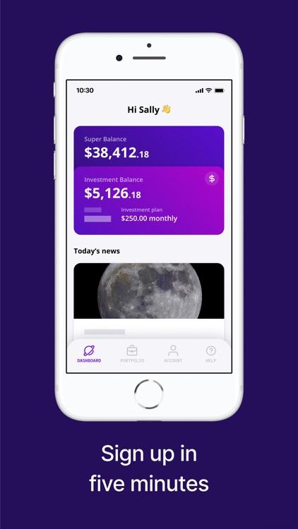 Spaceship: Investing App screenshot-3