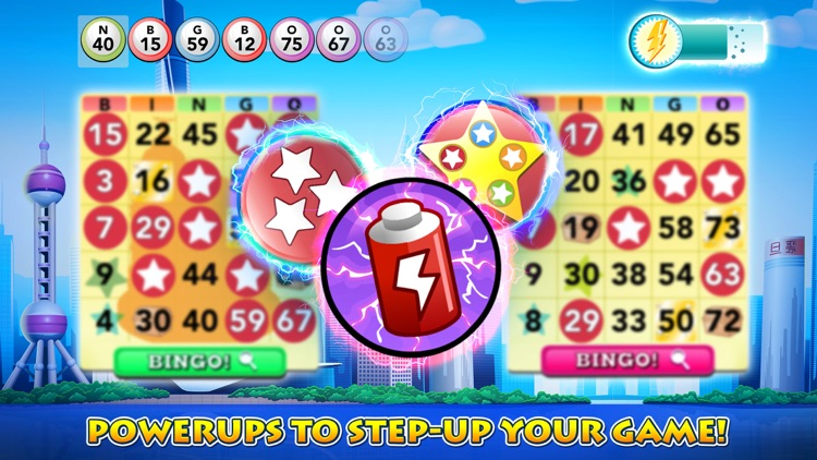 Bingo Blitz™ - BINGO games screenshot-1