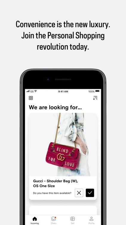 Shopper by Fashion Concierge