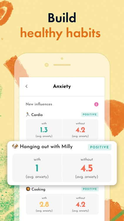 Joyster: Daily Self Care Diary screenshot-5